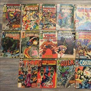 Offer for smkm3350 comics 5 sets